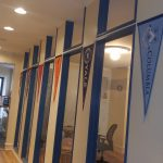 Hallway at Axiom Learning Center in New York City